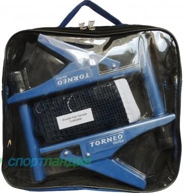 Сітка для настільного тенісу з кріпленням Torneo TI-NS3000 5f087e034d6bf
