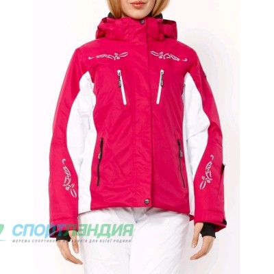 Куртка жіноча CMP WOMAN SKI JACKET ZIP HOOD 3W20336-H990