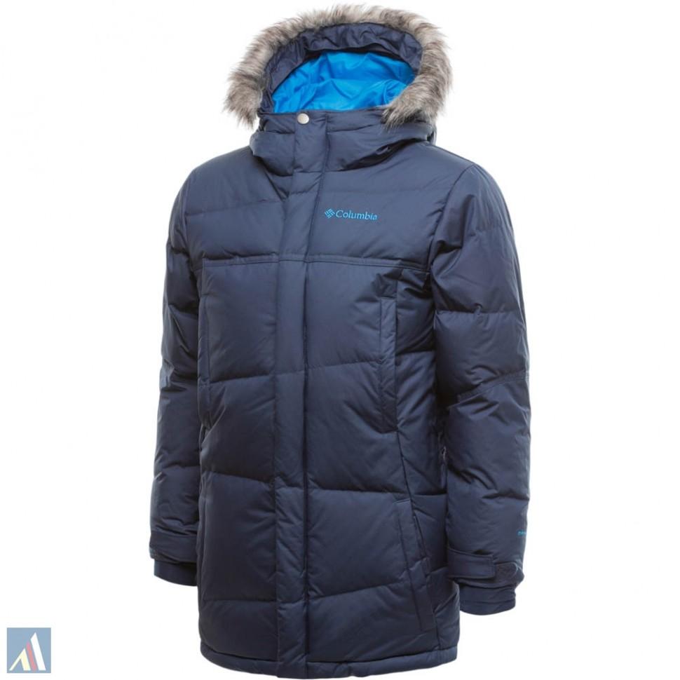 Куртка пуховая для мальчиков Columbia Portage Glacier SB5512-465 ... a782c5d0e5fc9