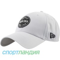 Бейсболка New Era Ne Patch 9Forty 11423444-WHI